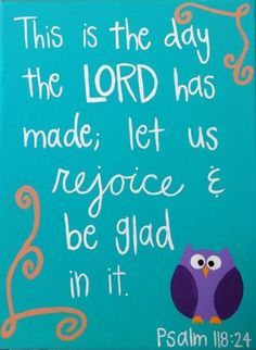 We could agree on a bible verse and make a print, stick in on the wall for some daily Jesus :)