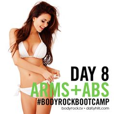 Are you ready to hiit those arms and abs??