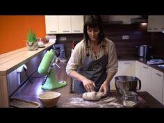 Pečieme z kvásku, časť 4.: Príprava chleba - YouTube Catering, Food And Drink, Youtube, Breads, Women's Fashion, Google, Fashion Women, Braid Out, Woman Fashion