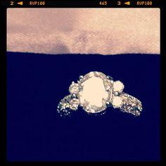 Beckett's engagement ring