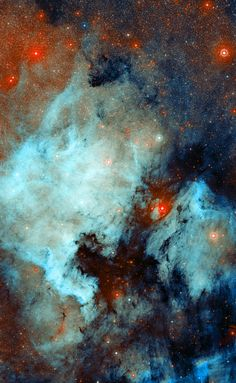 Gas, Dust & Stars