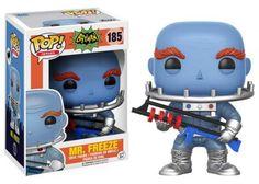 Funko Pop DC Mr. Freeze (Classic 1966 TV)