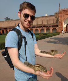 One Month in India: Agra · Enda Phelan