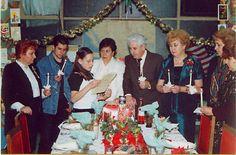 Navidad 1997 Familias Romero Cárdenas y Romero Blancarte.
