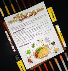 """904 Me gusta, 6 comentarios - Litzy Rocha 🌼 (@_litzystudy_) en Instagram: """"Por fin un nuevo apunte ❤️ Éste apunte me lo pidió una seguidora hace mucho 🥰💕 Espero que les guste…"""" Bullet Journal Notes, Bullet Journal School, Bullet Journal Ideas Pages, Book Journal, School Organization Notes, School Notes, Cute Notes, Pretty Notes, Cute Journals"""