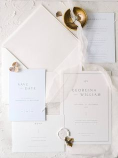 Minimalist & delicate bridal inspiration in shades of white Original Wedding Invitations, Affordable Wedding Invitations, Wedding Invitation Inspiration, Elopement Inspiration, Ethereal Wedding, Timeless Wedding, Romantic Wedding Stationery, Wedding Stationary, Wedding Paper