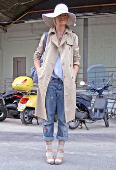 フレンチシックなスタイル - シトウレイのベストオブストリートスナップ