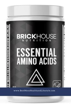 Nine amino acids must be obtained through supplements or a balanced diet because our bodies don't produce them naturally. Essential Amino Acids supplement contains these nine amino acids, such as valine to supplement muscle growth, and lysine to support immune systems, as well as a few others that support athletes and busy people alike. #multivitamin #menshealth #Healthandfitness #healthandwellness #exercise #workout #supplement #affiliate #aminoacids Whole Food Multivitamin, Health And Wellness, Health Fitness, Amino Acid Supplements, Vitamins For Energy, Balanced Diet, Amino Acids, Our Body, Stress And Anxiety