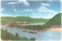 BU-F-01073-5-02616-1 Ada Kaleh (insulă pe Dunăre, acoperită în 1970 de apele lacului de acumulare al hidrocentralei Porțile de Fier I), -1959 (niv.Document) 1970, Dam Construction, Iron Gates, Small Island, Ottoman, Iron Doors, Steel Gate, Iron Fences