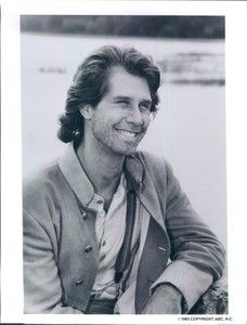 Parker Stevenson - my big crush.when i was in middle school First Crush, Big Crush, Parker Stevenson, Baywatch, North South, Press Photo, Real Man, American Actors, Middle School