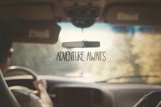seeking adventure