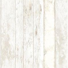 Dutch Wallcoverings Exposed behang Normaal per rol €32,95 Afmetingen 10M lang en 53CM breed Artikelnummer: PE-10-03-0 Patroon: 53CM Kleur: créme Behangplaksel: Perfax roze Kwaliteit: vliesbehang sloophout behang - sloophoutbehang - steigerhout behang - houtbehang