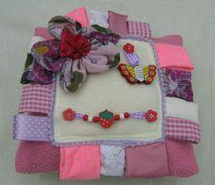 sensory reminiscence activity cushion for dementia - garden wedding or cooking | eBay