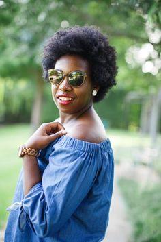 Diversity Chic: Chambray Vibes