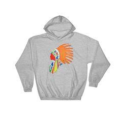 Fly Chief Hooded Sweatshirt by David Strickland Shop  #hoodies #mugs #sweatshirts #pillows #TShirts #caps