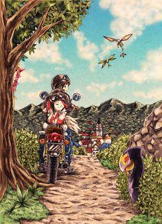 fan art vie tous jours pokemon 17