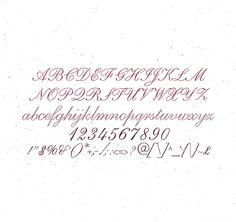 LRC Type Foundry - LadyBoy