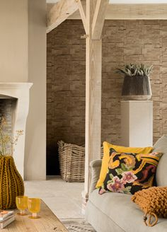 Essentially Yours Wallpaper from BN Wallcoverings