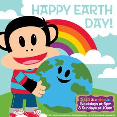 We LOVE the earth! How are you celebrating Earth Day with your kids?