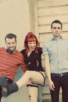 I just love them! (Paramore)