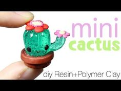 How to DIY Watermelon Popsicle Polymer Clay/Resin Tutorial - YouTube
