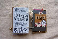 Simple little journal... <3