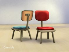 Mod The Sims - Termagant Chair Mesh Override