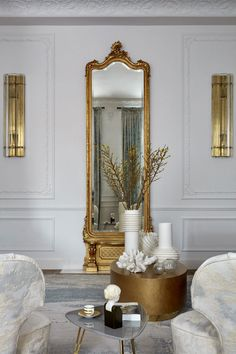 Art Deco And Architecture Ideas Interior Design Trends, Interior Decorating, Hallway Decorating, Decorating Ideas, Decor Ideas, Art Deco, Regal Design, Design Set, Parisian Apartment