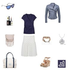 Casual Outfit: Flanieren in Deauville. Mehr zum Outfit unter: http://www.3compliments.de/outfit-2015-07-18-x#outfit2