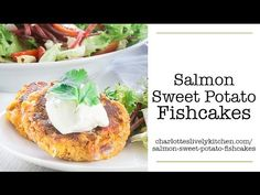 Salmon and Sweet Potato Fishcakes | Charlotte's Lively Kitchen