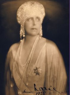 Queen Marie of romania. Royal Tiaras, Kaiser, Ferdinand, More Photos, My Images, Royalty, Victoria, Statue, Descendants