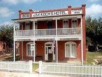 J. M Koch Hotel Bed & Breakfast - South Region of Texas ✭ Texas Bed and Breakfast Association