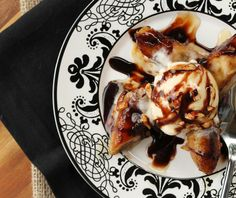 Brown Butter Banana Dessert | Coupon Clipping Cook