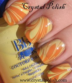 Baby Chick Water Marble
