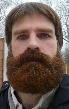 """men-upclose: "" Men-UpClose closeups of thick beards "" This oldie has resurfaced. Thick Beard, Beard No Mustache, Great Beards, Awesome Beards, Hairy Men, Bearded Men, Perfect Beard, Men Fashion, Manish"