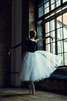 Ballerina - Photo by Vera Kashuba Photography