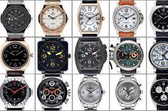 Leilão de relógios de luxo tem peças por até R$ 50 mil em São Paulo