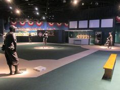 The Negro Leagues Baseball Museum, Kansas City