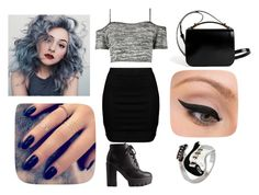 """""""my perfect outfit"""" by nono-viana on Polyvore featuring Boohoo, Zizzi, Charlotte Russe, Givenchy, LORAC and Lottie"""