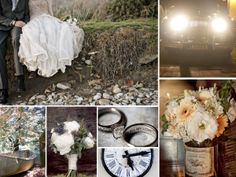 A wedding inspired by The Remains of the Day