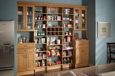 pantry shelving | Custom Pantry Shelving in Chicago | Chicago Custom Pantry Design and ...