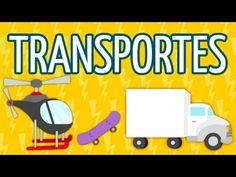 La canción infantil de los Transportes