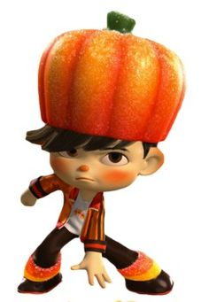 Gloyd Orangeboar, Sugar Rush racer - Wreck-it Ralph