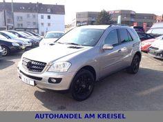 Mercedes-Benz ML 320 M-Klasse ML 320 CDI*Leder*Luftfederung*Xenon* - 13