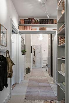 〚 Cozy and elegant apartment in Sweden 〛 ◾ Photos ◾Ideas◾ Design Interior Inspo, Eclectic Furniture, House Interior, Compact Living, Home, House, Apartment Interior, New Homes, Studio Apartment Decorating