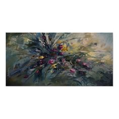 'Wild Flowers' Print by apsearch