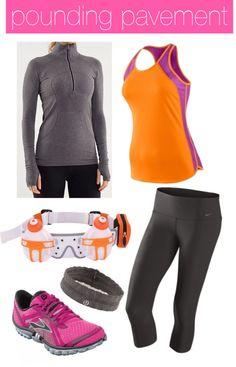 necessities  #running