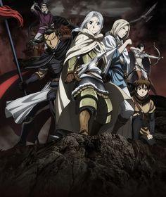 New anime series airing in 2016: Arslan Senki (The Heroic Legend of Arslan)