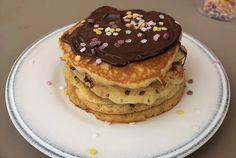 La recette des pancakes sans œufs - Amande et Coco