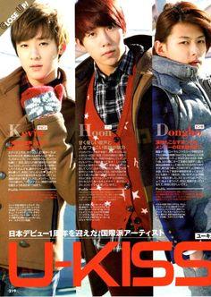 Kevin, Hoon, Donghae